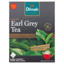 Earl Grey Klasyczna czarna herbata z aromatem bergamoty 200 g