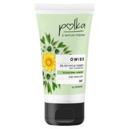 Żel do mycia twarzy Owies oczyszczenie + komfort 150 ml