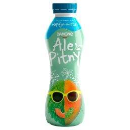 Ale Pitny Napój jogurtowy papaja-mięta