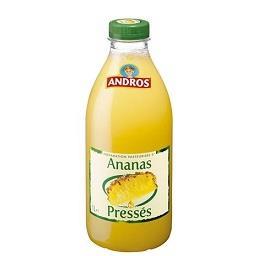 Sumo de ananás