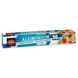 Papel de alumínio 50m