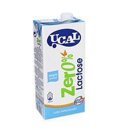 Leite 0% lactose magro