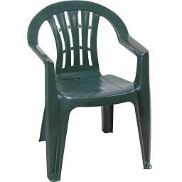 Cadeira casablanca, verde