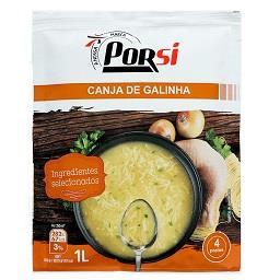 Sopa Canja de Galinha c/ Aletria