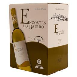 Vinho Branco encostas bairro bib 5l