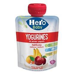 Pacote yogurines multifrutas