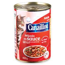 Alimento húmido para gato, vaca/fígado/legumes