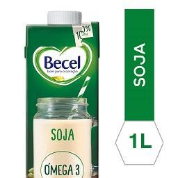 Becel bebida de soja 6x1l