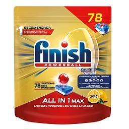 Detergente em Pastilhas p/ Máquina de Lavar Loiça Tu...