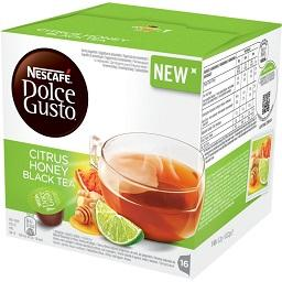 Cápsulas dolce gusto, Rise & Shine Tea x16cap