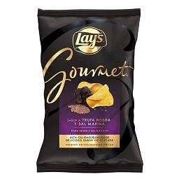 Lay's gourmet trufa negra