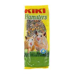 Alimento para hamsters, saco