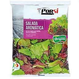 Salada aromática Origens