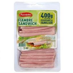 Fiambre Sandwich Fatias Familiares