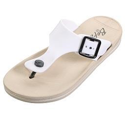 Sandália Senhora Branca