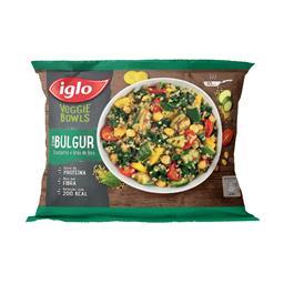 Veggie bowls bulgur & courgette 350g
