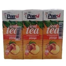 Ice tea, pêssego