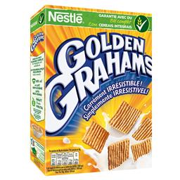 Cereais golden grahams