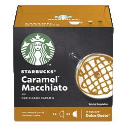 Café caramelo macchiato by dolce gusto