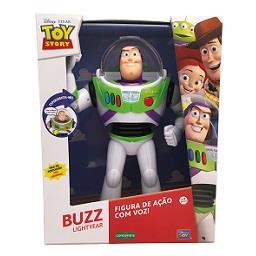 Buzz Lightyear com voz