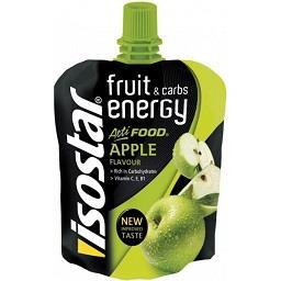 Gel energético sabor a maçã