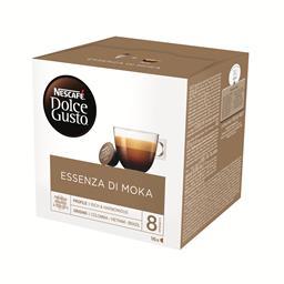 Café em cápsulas dolce gusto essenza di moka