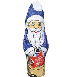 Pai Natal Chocolate Preto