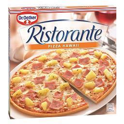 Pizza ristorante hawaii 355g