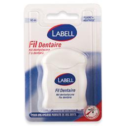 Fio dentário fluór+menta 50m