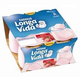 Iogurte Vidro Morango