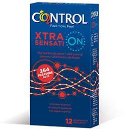 12 Preservativos Xtra Sensation
