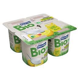 Iogurte bio aroma limão
