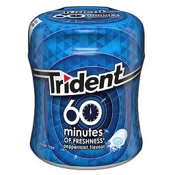 Pastilhas 60 minutos Peppermint Botlle
