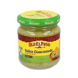 Molho guacamole