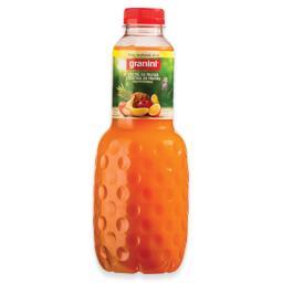 Néctar de cocktail frutas