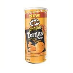 Snacks batata tortilha nacho