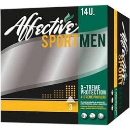 Pensos de incontinência Men Sport