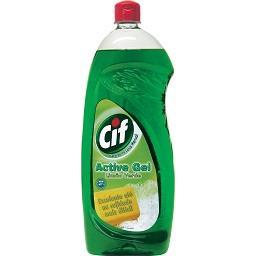 Detergente Manual p/ Loiça Active Gel Limão Verde