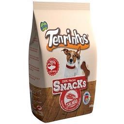 Snack para cão tenrinhos salmão