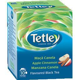 Chá de maçã e canela