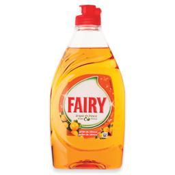 Detergente líquido, manual loiça, fresh, laranja