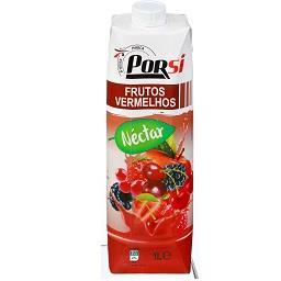 Néctar frutos vermelhos, prisma