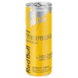 Bebida energética tropical edition