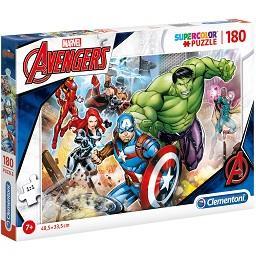 Puzzle 180 peças avengers