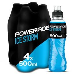 Powerade ice storm