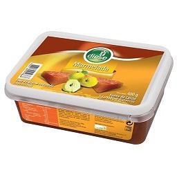 Marmelada com fruta, cálcio
