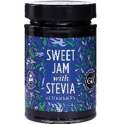 Compota de Mirtilo c/ Stevia