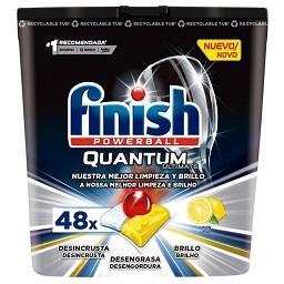 Detergente máquina de lavar loiça Quantum Ultimate l...