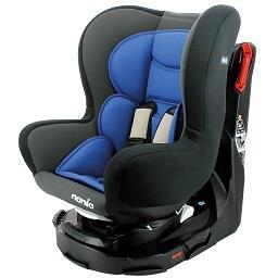 Cadeira Auto Rotativa 360º Revo Grupo 0/1/2