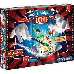 100 jogos mágicos